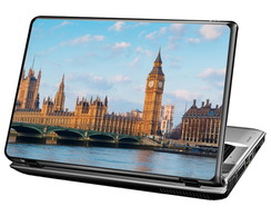 Skin Para Notebook - Big Ben