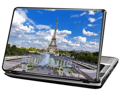 Skin Para Notebook - Torre Eiffel-Paris