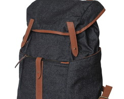 Mochila Travel Whisky/Jeans