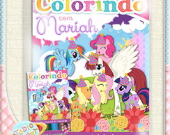 Kit colorir My Little Pony