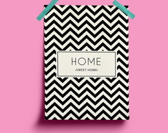 Poster Home Sweet Home #1
