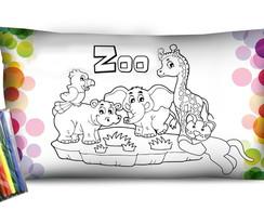 Quadro Zoologico Elo7