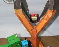 Kit Angry Birds - Paper Toy