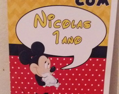 Revista para colorir Mickey Mouse