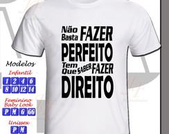 Camiseta Direito Elo7