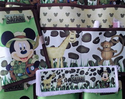 Kit Higiene Mickey Safari