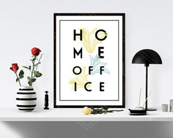 poster Home Office 351 30x40