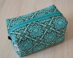 Necessaire Box - Damask Tiffany