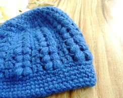 Gorro Azul Royal - GO105