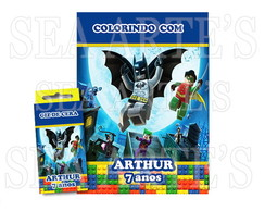 Kit Colorir - Lego Batman