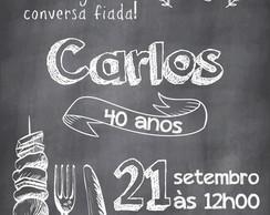 Arte Digital Convite Churrasco No Elo7 Madi 98cac8