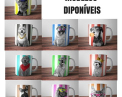 Caneca Pet Dog Cat Personalizada