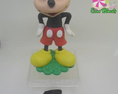 Mickey Mouse em biscuit