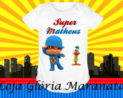 BODY BEBE SUPER POCOYO N 2