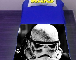 Colcha do Star Wars Personalizada
