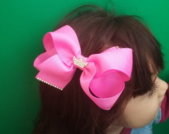 Laço hair bow princesa