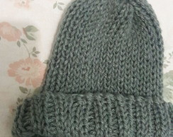Touca/Gorro no tear