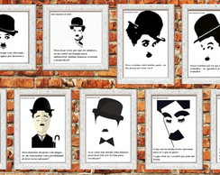 "Kit posters ""Charlie Chaplin"""