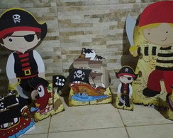 PIRATA DISPLAYS MDF