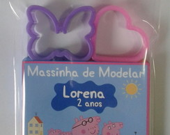 Kit Massinha de Modelar Peppa Pig