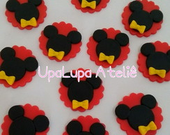 Apliques Mickey Biscuit