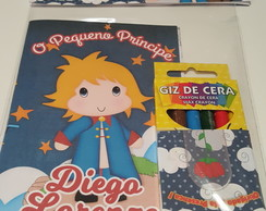 Mini Kit Colorir - Pequeno Principe
