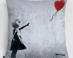 Almofada Broken Heart Balloon + Balloon