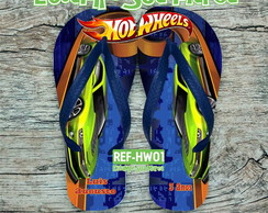 CHINELO PERSONALIZADO HOT WHEELS
