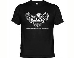 Camisetas Bandas Crows Night Watch