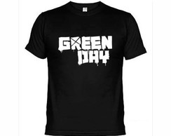 Camisetas Bandas Green Day