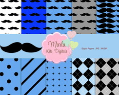 Papel Digital - Mustache