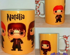 Caneca Harry Potter TOY