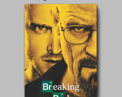 Poster série - BREAKING BAD