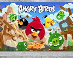 Painel Angry Birds - Frete Grátis