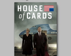 Poster série - House of Cards