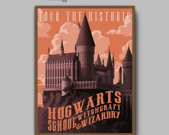 Poster filme - HARRY POTTER