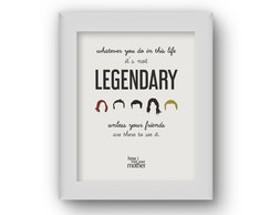 Poster/Quadro How I Met Your Mother