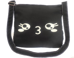 BAG BLACK EMOTION KISS