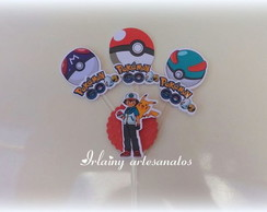 Toppers pokemon