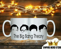 Caneca The BigBang Theory