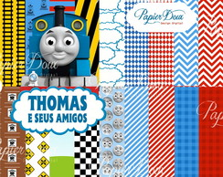 Kit Digital Thomas e Seus Amigos