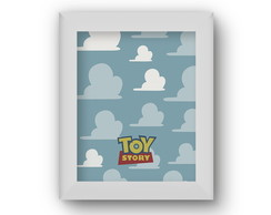 Poster/Quadro Toy Story Andy's Room