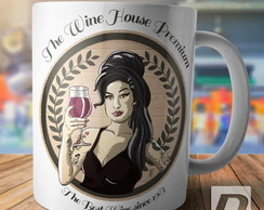 CANECA AMY WINEHOUSE - THE BEST