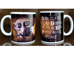 Caneca Harry Potter Dobby