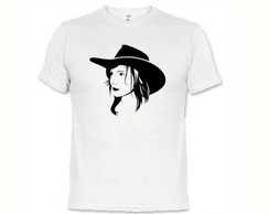 Camisetas Country Rodeio Cowgirl Cowboy