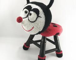 Coccinella Uncinetto Amigurumi Tutorial - Ladybug Crochet ... | 194x244