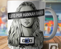 CANECA HANNAH BAKER 13 REASONS WHY
