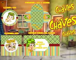 Kit Digital Chaves Baby