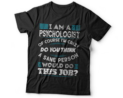 CAMISETA PSYCHOLOGIST