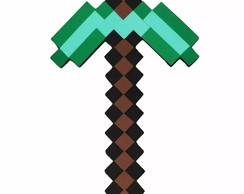 Picareta De Diamante Minecraft